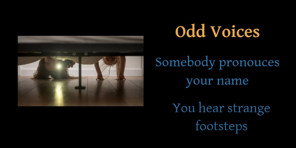Odd voices