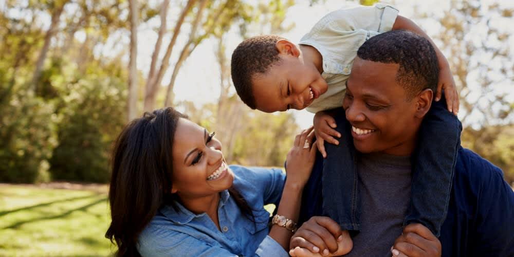 Happy family of Virgo