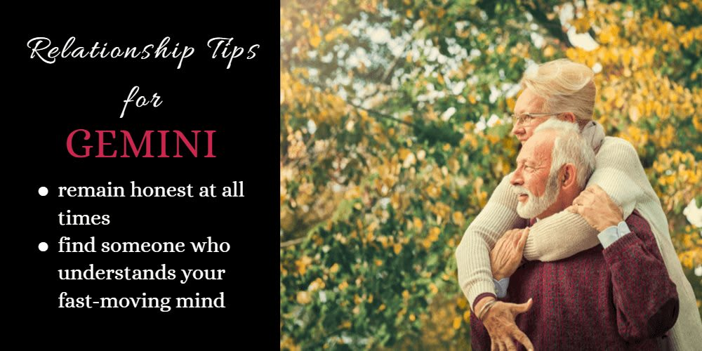 Relationship Tips for Gemini
