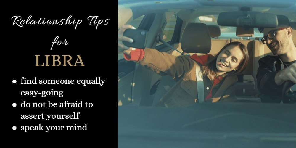 Relationship Tips for Libra