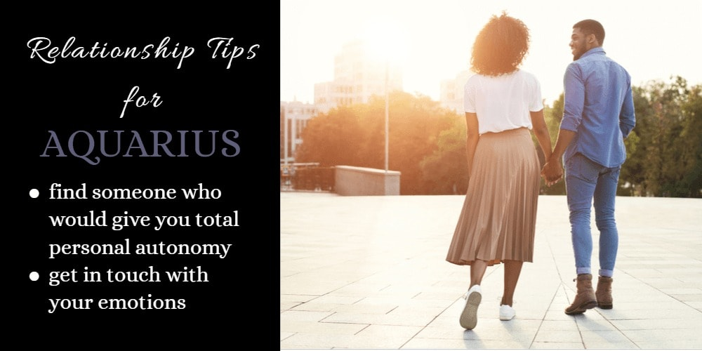 Relationship Tips for Aquarius