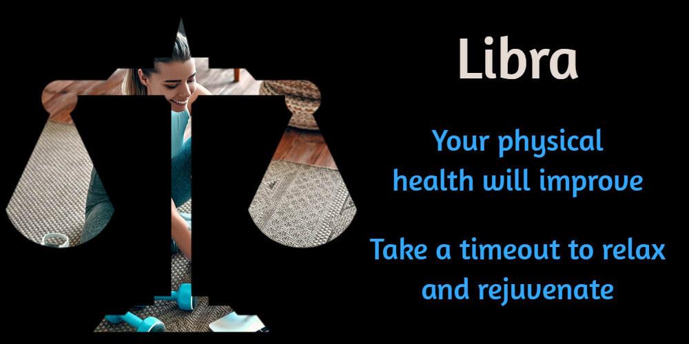 Health horoscope for Libra