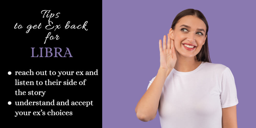 How To Use The Strengths Of Your Zodiac Sign To Get Your Ex Back for Libra