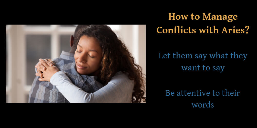 How to manage conflicts with Aries