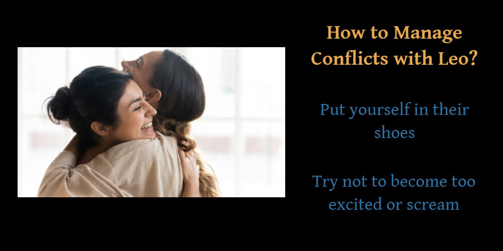 How to manage conflicts with Leo?