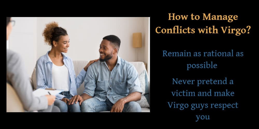 How to manage conflicts with Virgo?