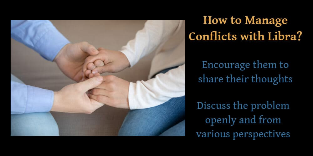 How to manage conflicts with Libra?