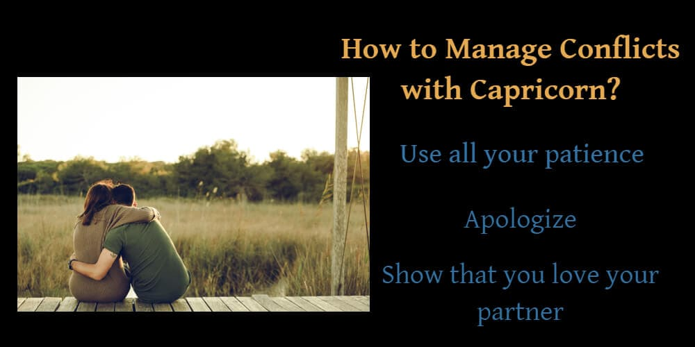 Managing conflicts with Capricorn