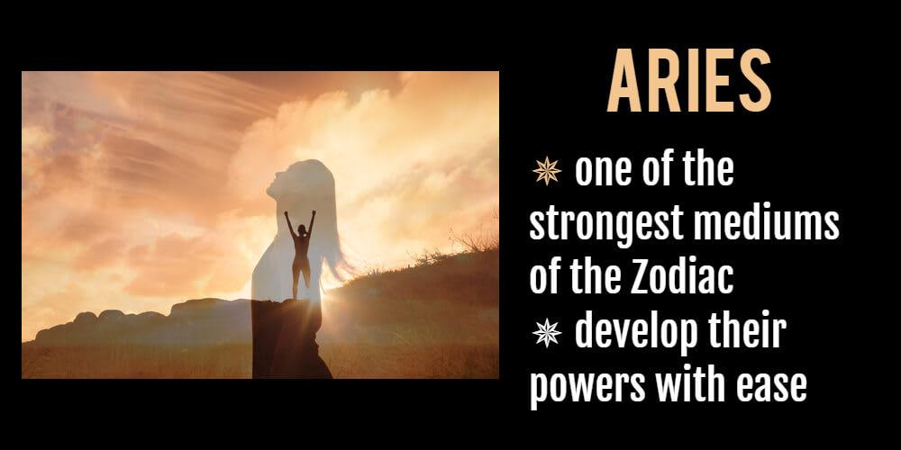 Aries medium