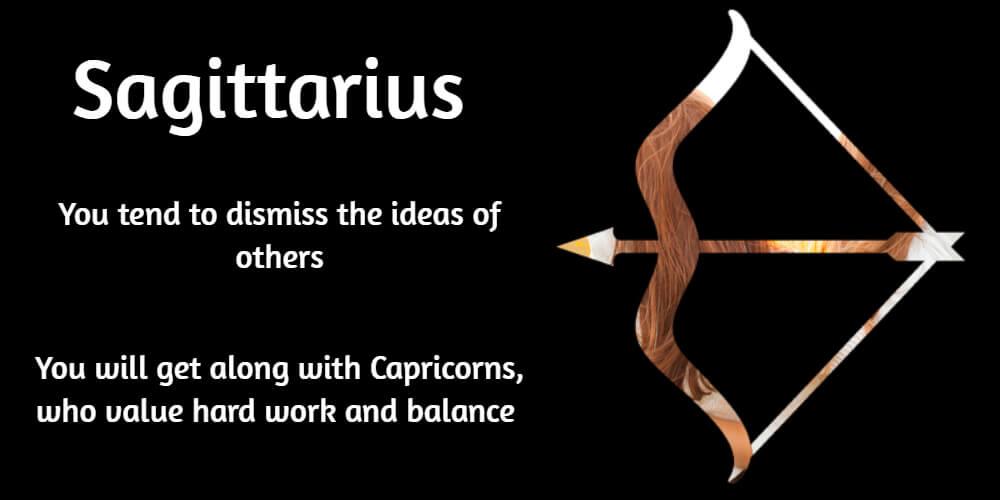 Best friend for Sagittarius