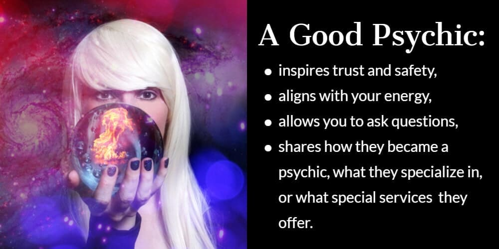 Tips to find a good psychic