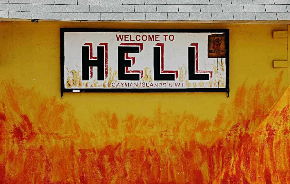 Aries personal hell