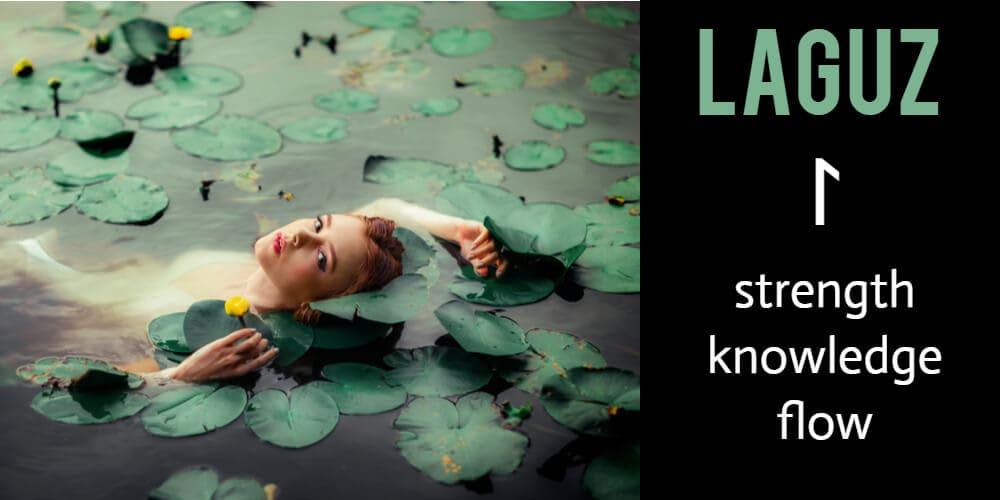 Rune Stone Reading for June: Laguz
