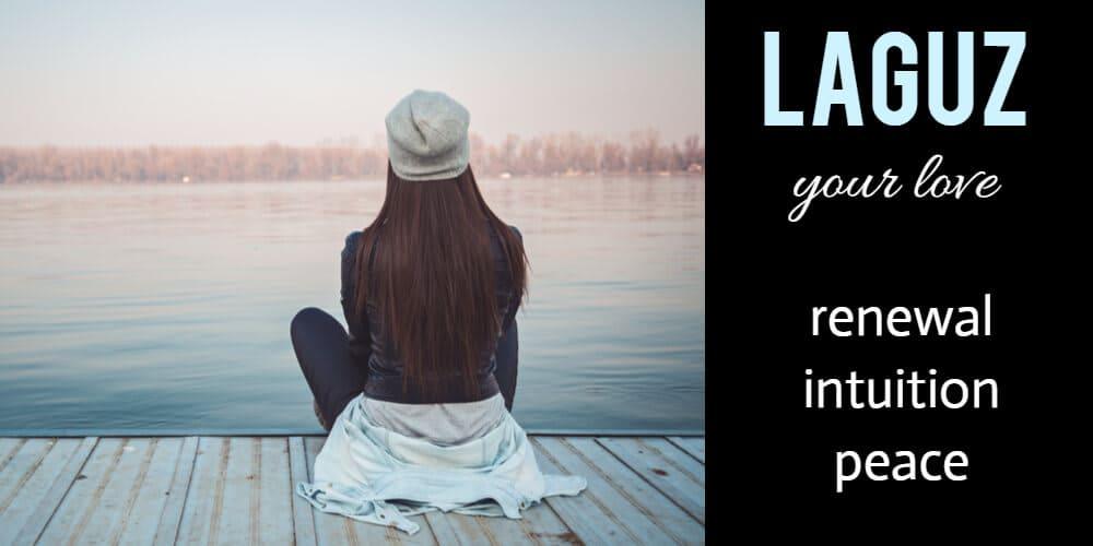 Rune Stone Reading for June: Laguz, love life