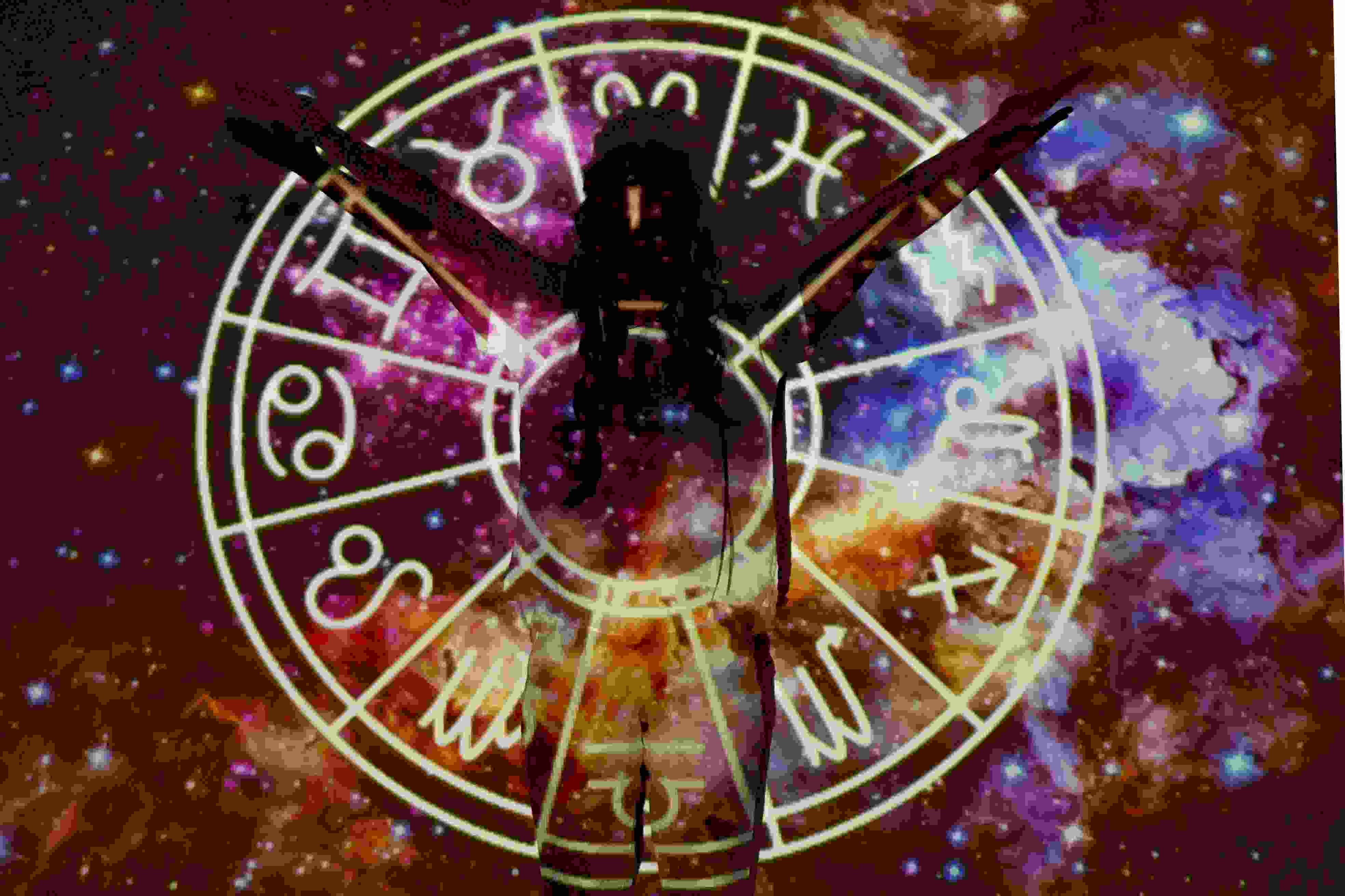 Astrological North and South Nodes open your eyes to your path