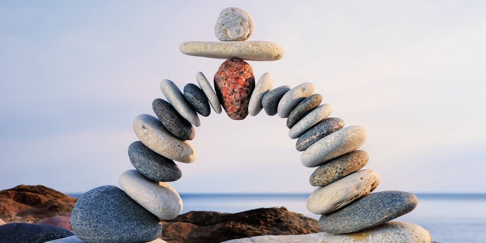Karmic advice for Libra: You needn't achieve balance in every sphere of your life
