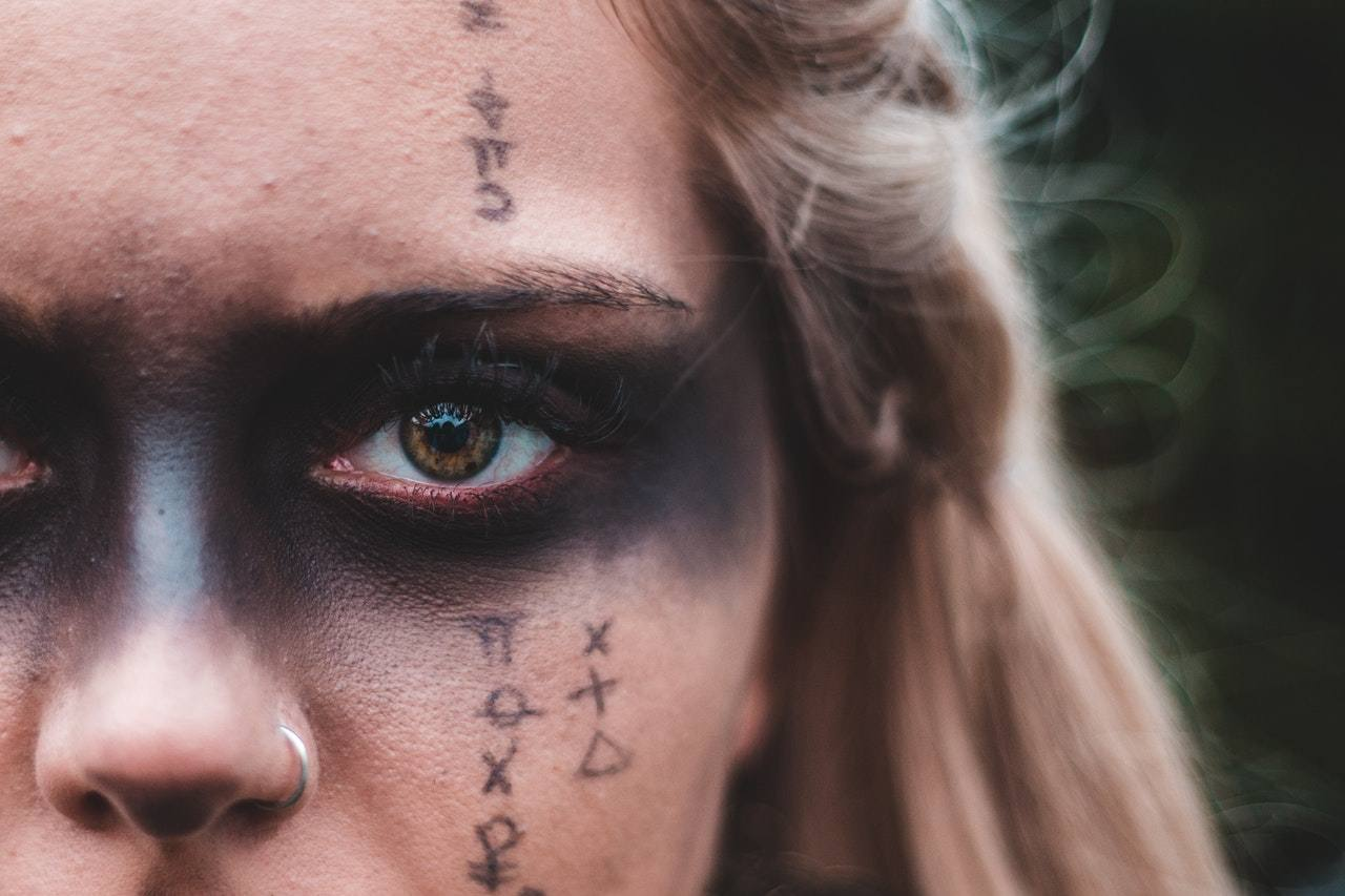 Runes can see into your soul and help pull out the real you
