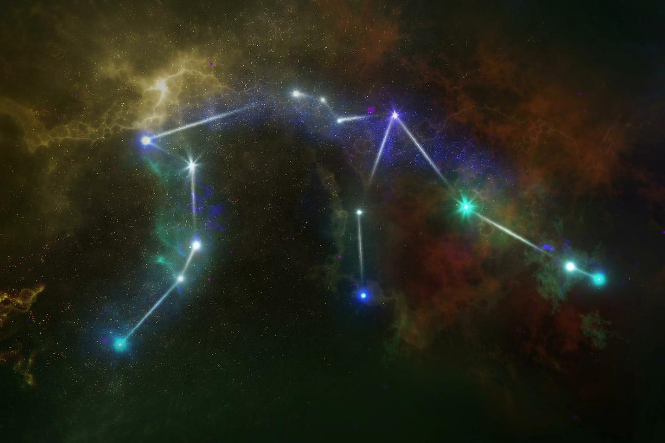The Aquarius Constellation. Aquarians natives are generally highly individualistic and friendly to everyone.