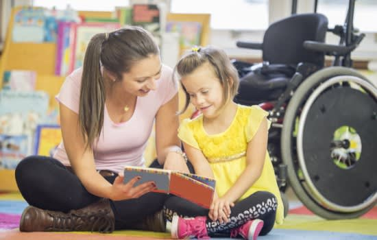 Six children's books with positive representations of disability
