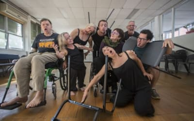 Weave Movement Theatre: weaving a new direction