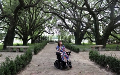 How the NDIS helped me to travel the world