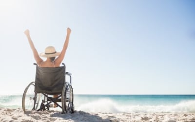 Time for some rest & relaxation? Try these accessible holiday destinations