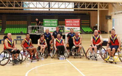South Australia takes gold in the national carnival