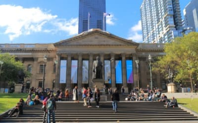 Accessibility and inclusion at the State Library of Victoria
