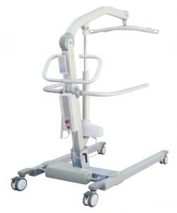 Patient lifting hoist