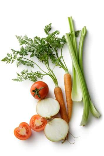 healthy diet vegetables