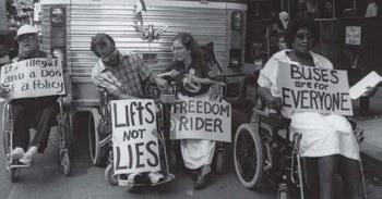 Self-advocacy history image