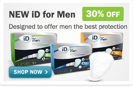 Men's ID protection pads