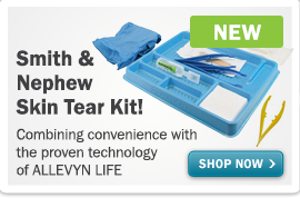 Smith and Nephew skin tear repair kit link