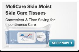Molicare Moist SKin Tissues