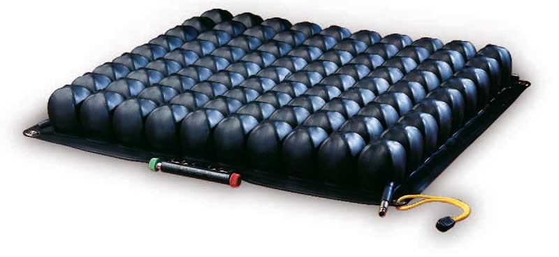 Air wheelchair cushions