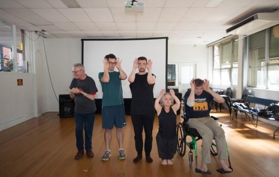 Weave Movement Theatre