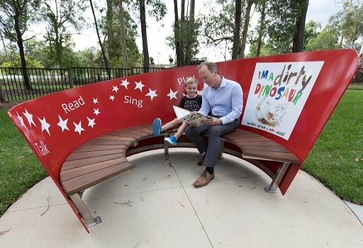 Accessible playground Queensland