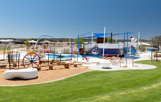 Accessible playground Western Australia
