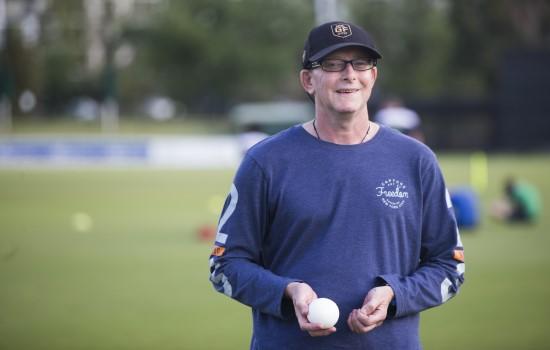 Cricket inclusion coach
