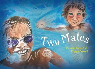 Two Mates Children's Book
