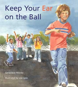 Keep Your Ear On The Ball Children's Book