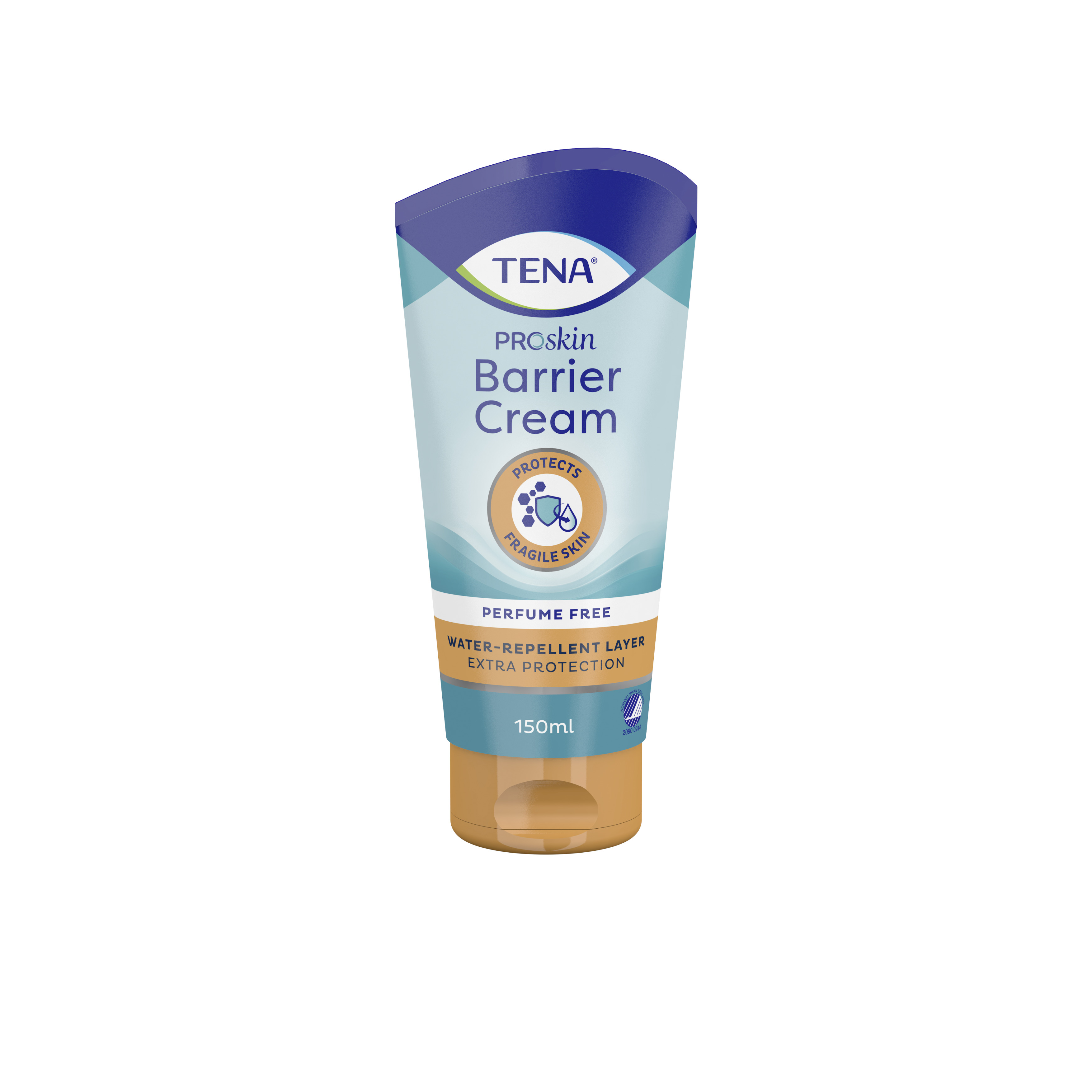 Tena barrier cream product