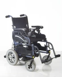 Power assisted wheelchairs