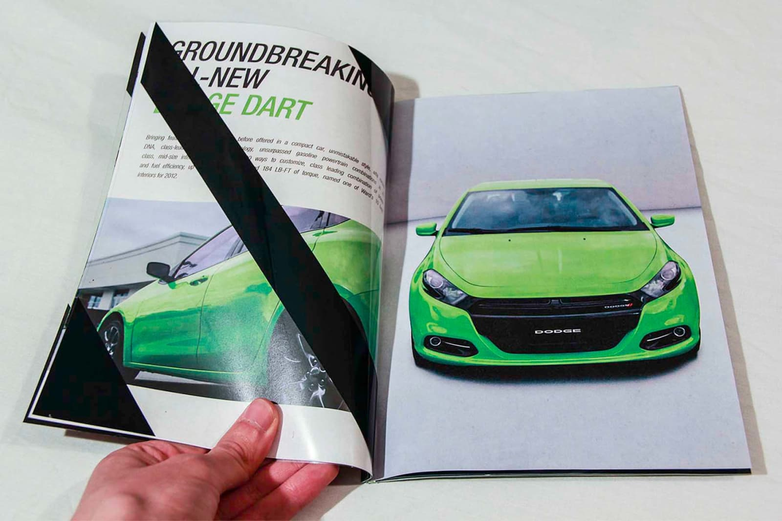 Dodge Dart Brochure 7