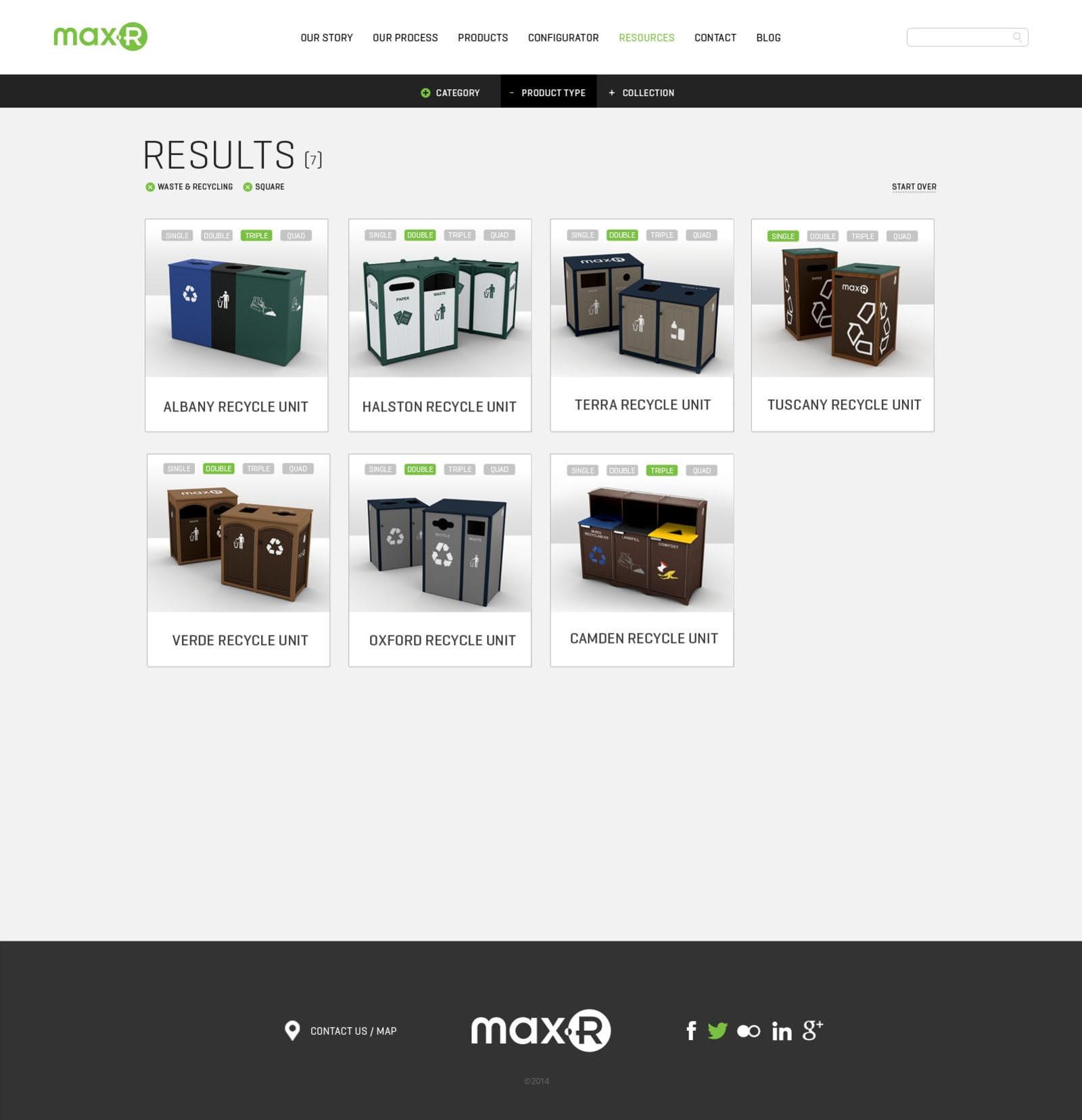 Max-R Website Filter
