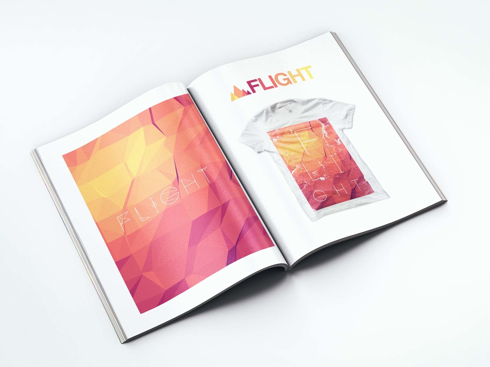 Portfolio Booklet Flight