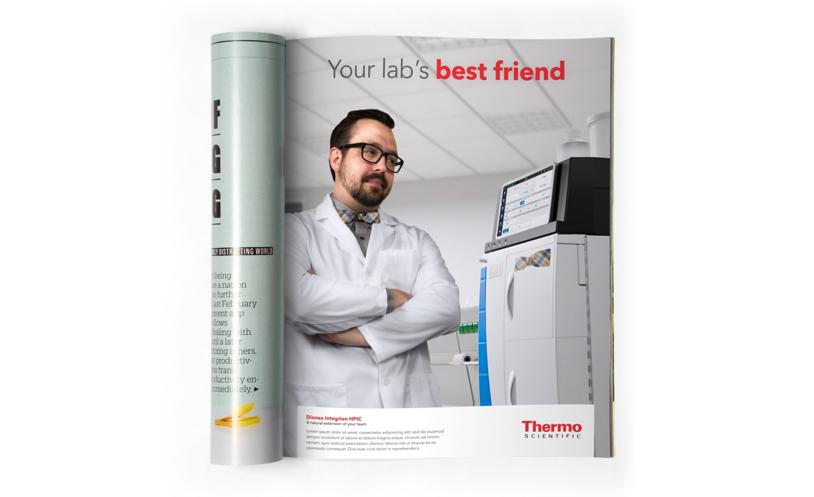 Thermo Scientific Best Friend Magazine