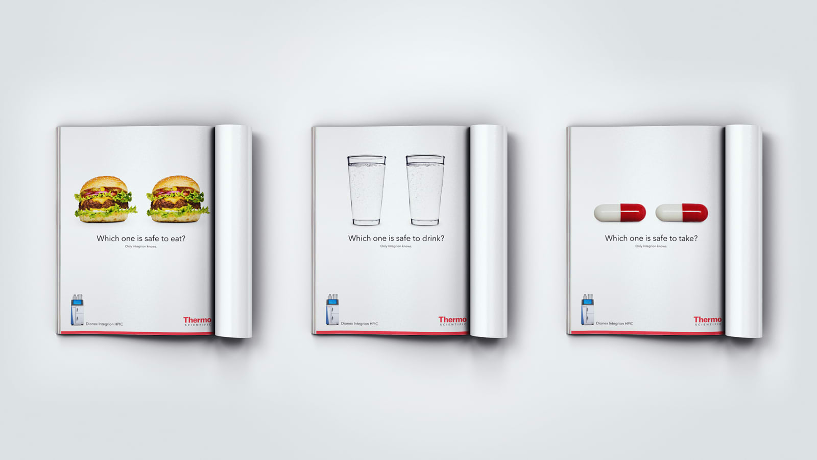 Thermo Scientific Magazine Ads