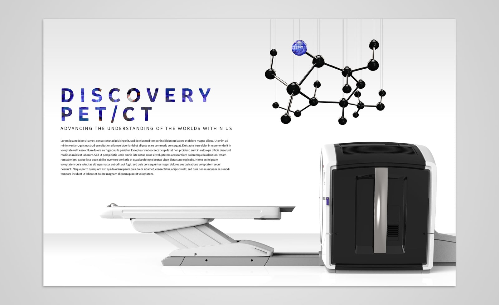 GE Discovery Constellations Pet/CT Spread