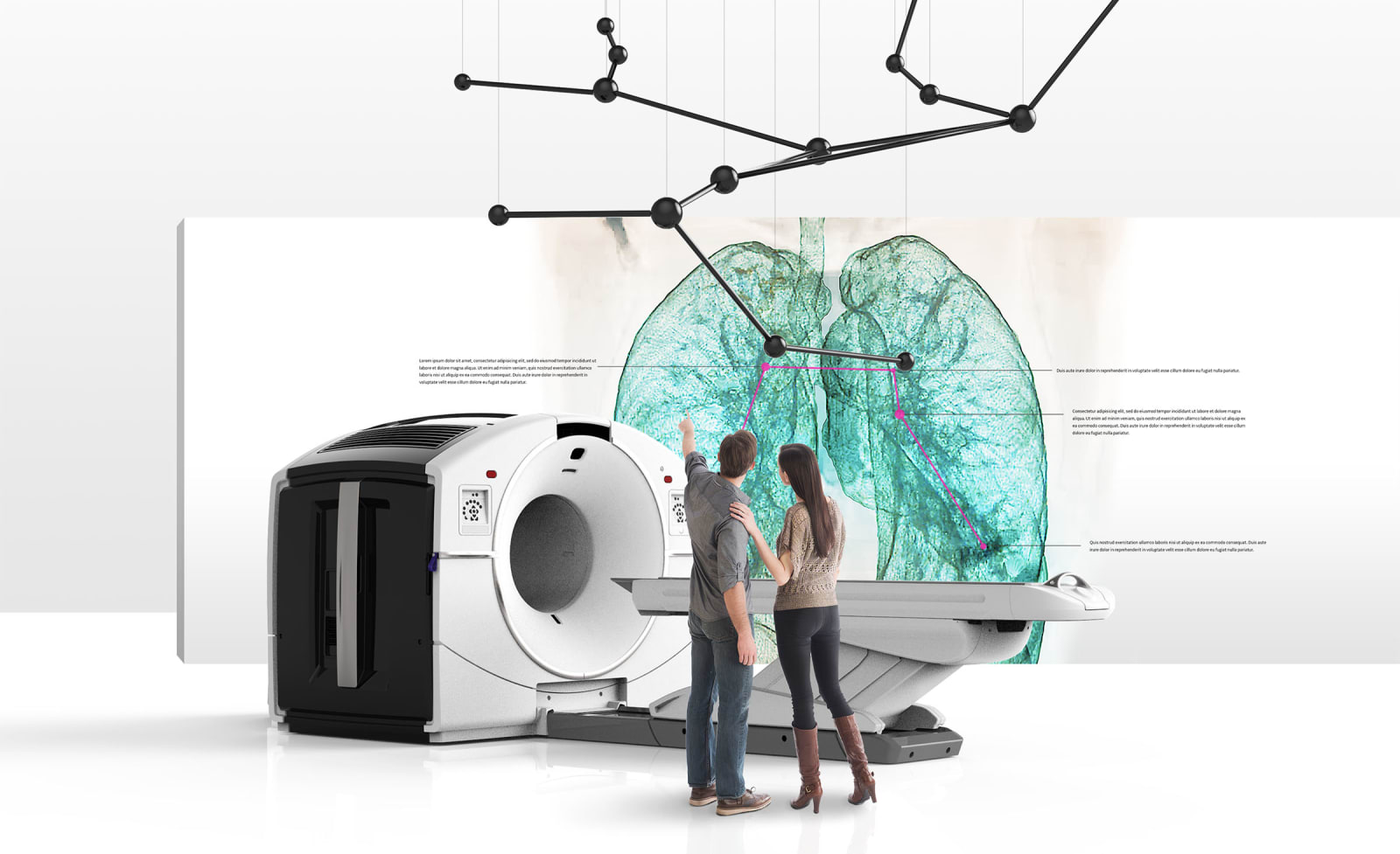 GE Discovery Constellations Pet/CT Tradeshow